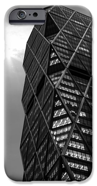 American Architecture IPhone Case by Martin Newman