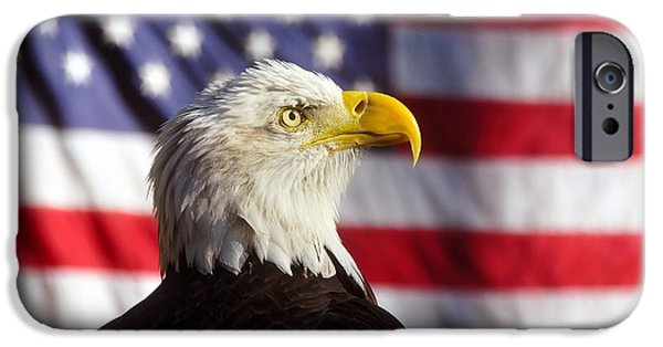 American Eagle IPhone Case by David Lee Thompson