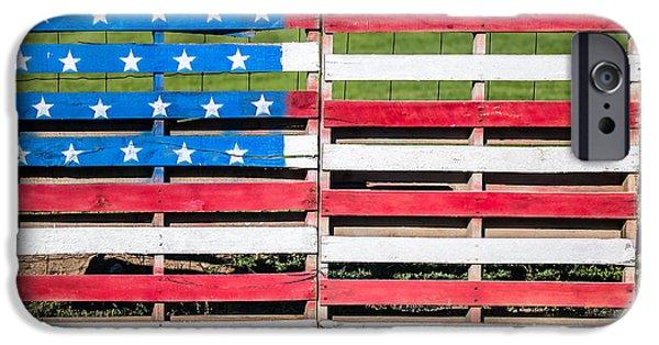 American Folk Art IPhone Case by Todd Klassy