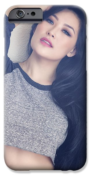 #ana IPhone Case by ItzKirb Photography