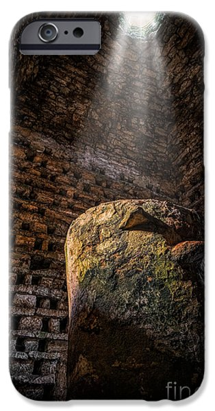 Ancient Dovecote IPhone Case by Adrian Evans