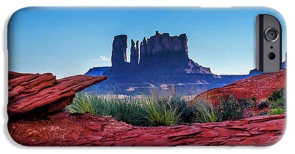 Ancient Monoliths IPhone Case by Az Jackson