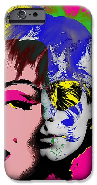 Andy Warhol Collection IPhone 6s Case by Marvin Blaine