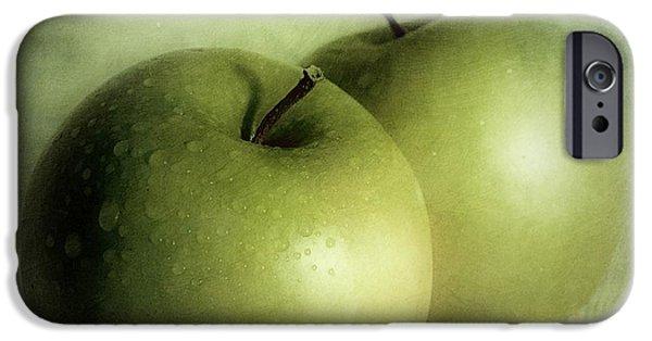 Apple Painting IPhone 6s Case by Priska Wettstein