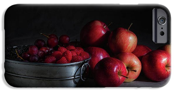 Apples And Berries Panoramic IPhone 6s Case by Tom Mc Nemar