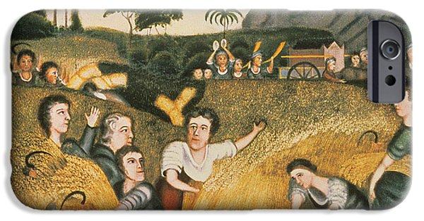 Ark Of The Covenant IPhone Case by Erastus Salisbury Field