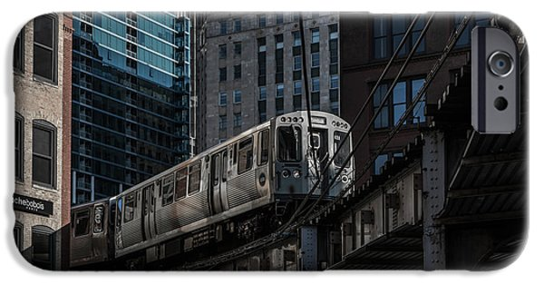 Around The Corner, Chicago IPhone 6s Case by Reinier Snijders
