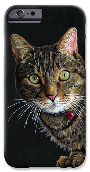 Mesmer Eyes IPhone Case by Sarah Batalka