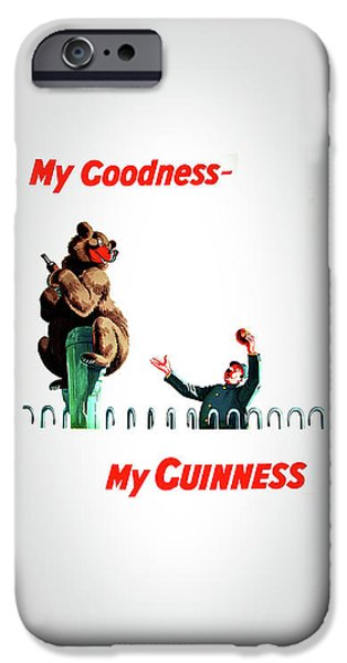 My Goodness My Guinness 2 IPhone 6s Case by Mark Rogan
