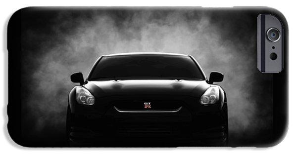 GTR IPhone Case by Douglas Pittman