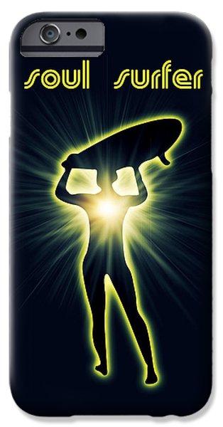 Soul Surfer IPhone 6s Case by Mark Ashkenazi