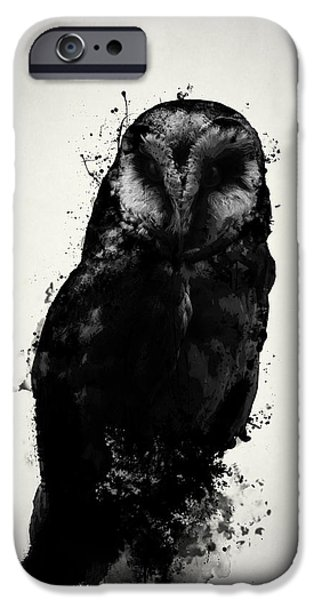 The Owl IPhone 6s Case by Nicklas Gustafsson