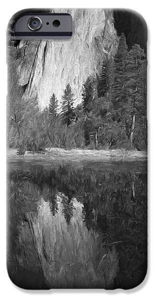 Ascend The Wall II IPhone Case by Jon Glaser
