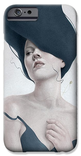 Ascension IPhone Case by Diego Fernandez
