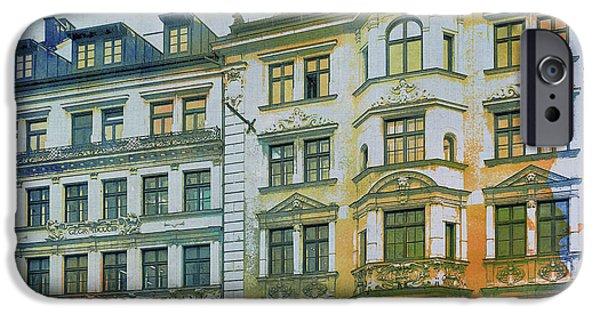 Augustiner Munich IPhone Case by Jutta Maria Pusl