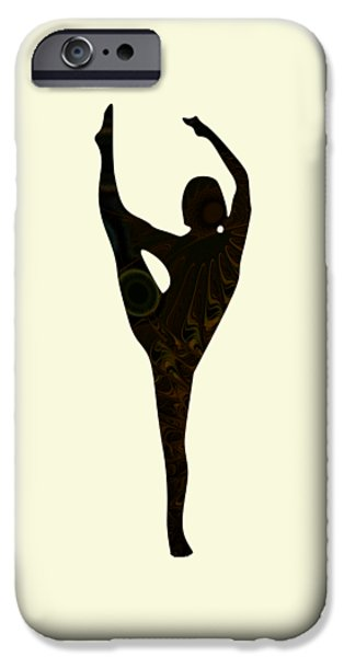 Balance IPhone Case by Anastasiya Malakhova