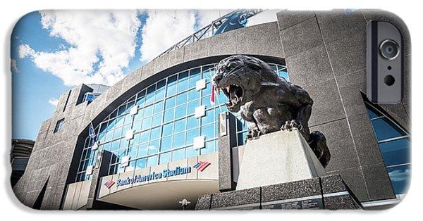 Bank Of America Stadium Carolina Panthers Photo IPhone 6s Case by Paul Velgos