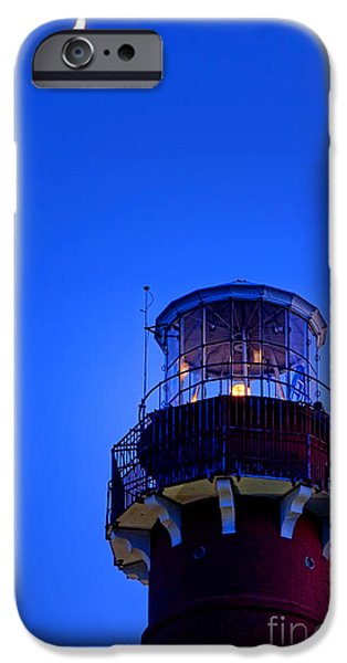 Barnegat Moonlight IPhone Case by Olivier Le Queinec