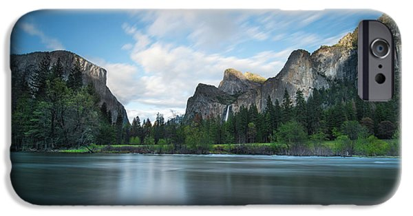 Beautiful Yosemite IPhone Case by Larry Marshall