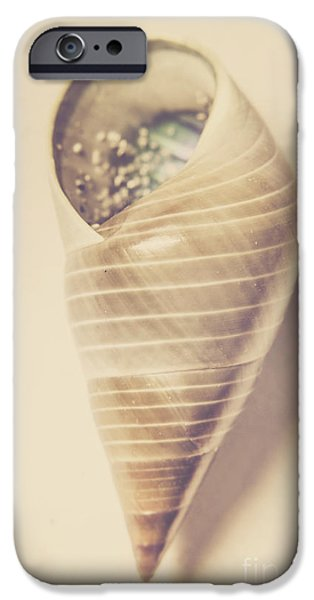 Beauty In Oceanic Symmetry IPhone Case by Jorgo Photography - Wall Art Gallery