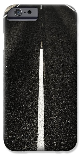 Begins Here IPhone Case by Jorgo Photography - Wall Art Gallery