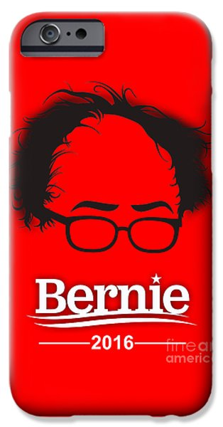 Bernie Sanders IPhone 6s Case by Marvin Blaine