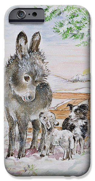 Best Friends IPhone 6s Case by Diane Matthes