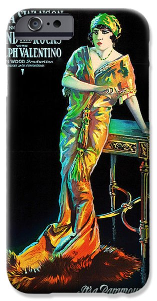 Beyond The Rocks 1922 IPhone Case by Mountain Dreams