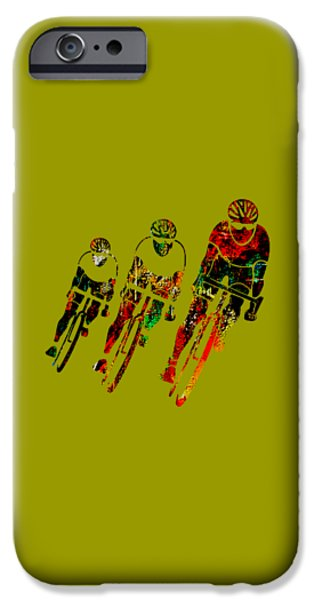 Bike Race IPhone 6s Case by Marvin Blaine