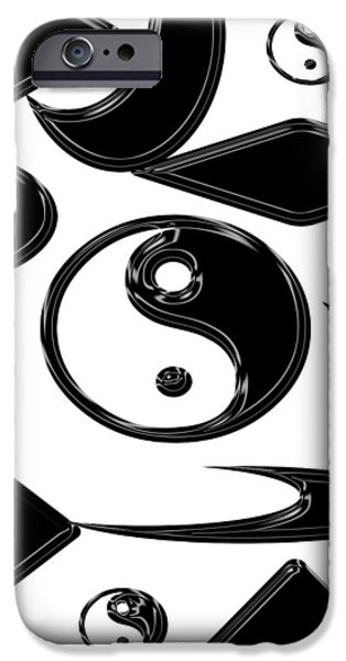 Yin Yang  Abstract IPhone Case by Aimee L Maher Photography and Art Visit ALMGallerydotcom