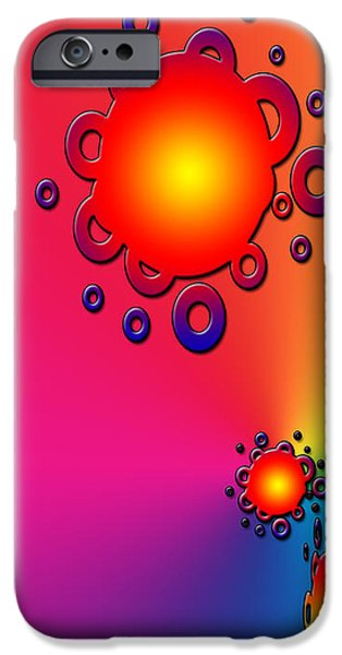 Blazing Colors Abstract IPhone Case by Aimee L Maher Photography and Art Visit ALMGallerydotcom