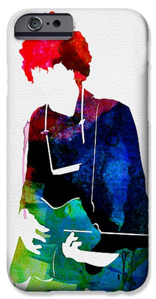 Bob Watercolor IPhone 6s Case by Naxart Studio