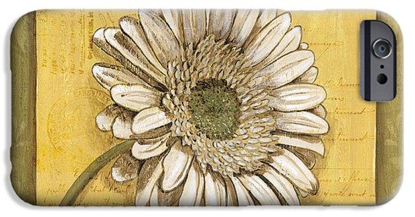 Bohemian Daisy 1 IPhone Case by Debbie DeWitt