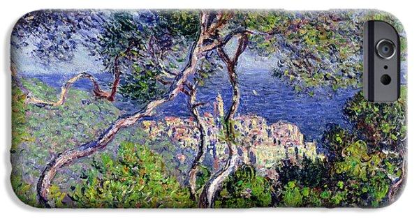 Bordighera IPhone Case by Claude Monet