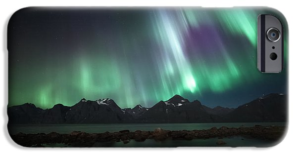 Bright IPhone Case by Tor-Ivar Naess