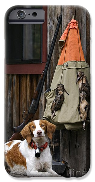Brittany And Woodcock - D002308 IPhone 6s Case by Daniel Dempster