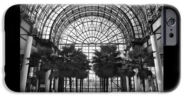 Brookfield Place IPhone Case by Jessica Jenney