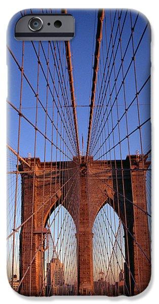 Brooklyn Bridge IPhone Case by Brooklyn Bridge