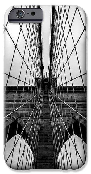 Brooklyn's Web IPhone Case by Az Jackson