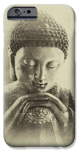 Buddha Dream IPhone Case by Madeleine Forsberg
