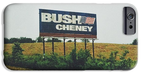 Bush Cheney 2011 IPhone 6s Case by Dylan Murphy