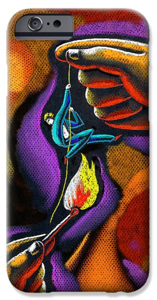 Business And Competition IPhone Case by Leon Zernitsky