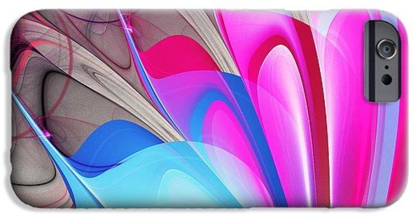 Butterfly Wing Pattern IPhone Case by Anastasiya Malakhova
