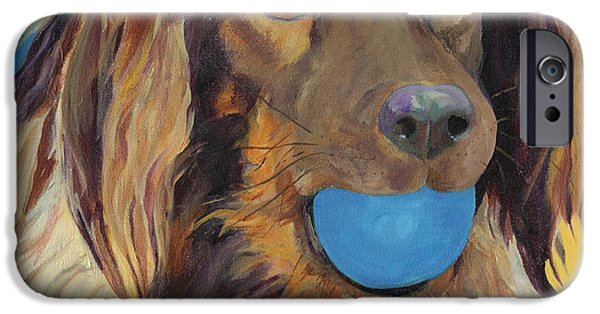 Caleigh IPhone Case by Pat Saunders-White