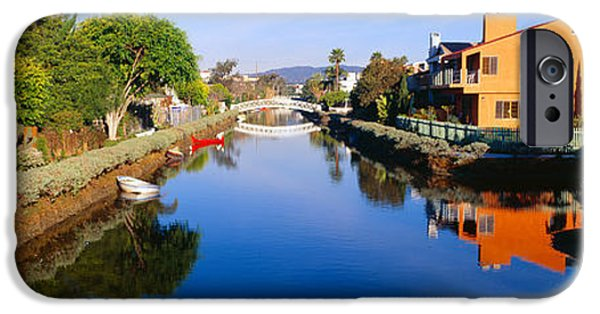 Canal, Venice, California IPhone 6s Case by Panoramic Images