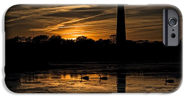 Cape May Sunset IPhone Case by Rick Berk