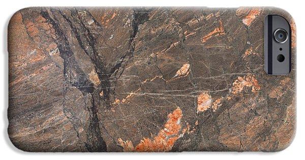 Capolaboro Granite IPhone 6s Case by Anthony Totah