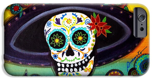Catrina IPhone Case by Pristine Cartera Turkus