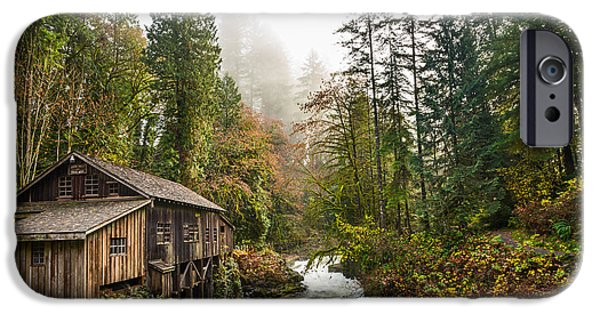 Cedar Mill Classic IPhone Case by Jamie Pham