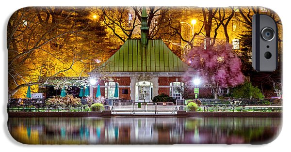 Central Park Memorial IPhone 6s Case by Az Jackson